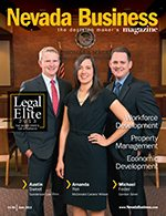 Nevada Business Magazine June 2013 Issue