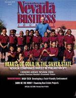 Nevada Business Magazine December 2005 View Issue