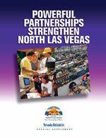 Nevada Business Magazine January 2005 View SUP