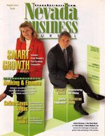 Nevada Business Magazine August 2002 View Issue
