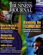 Nevada Business Magazine June 2000 View Issue