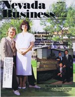 Nevada Business Magazine May 1986 View Issue