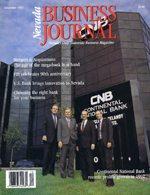 Nevada Business Magazine December 1992 View Issue