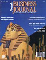 Nevada Business Magazine December 1993 View Issue