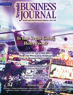 Nevada Business Magazine October 1997 View Issue