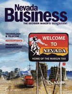 View the October 2014 issue of Nevada Business Magazine.