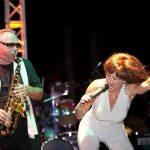 First Smokin' Notes BBQ and Jazz Festival at Providence's Knickerbocker Park on Saturday, April 19
