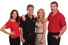 Deborah Morelli, Anthony Sr., Lynn and Anthony Madonia Jr. Great Buns Bakery