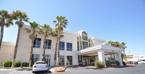 Colliers International – Las Vegas finalized a lease to Anthony M. Ricciardi, Jr., Ltd Inc. of a 3,770-square-foot office property in Las Vegas.