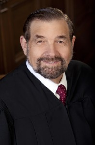 The Honorable Michael A. Cherry of the Nevada Supreme Court, will receive the 2015 Jurisprudence Award by the Anti-Defamation League of Nevada.
