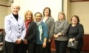 The NCJFCJ, the Nevada Division of Child and Family Services and the Child Assault Prevention Project participated in a roundtable at the University of Nevada, Reno.
