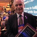 Nevada REALTOR Marvin Rubin received the Meritorious Service Award this week from the National Association of REALTORS at NAR's mid-year meeting.