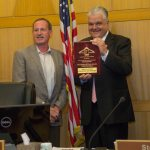 """Clark County Commission Chairman Steve Sisolak Wins """"Spring Clean for Goodwill Challenge"""""""