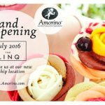 European gelato brand, Amorino, is bringing the magic of authentic traditional Italian ice cream to The LINQ Promenade in July.