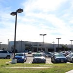 Park Place Infiniti this month completed a multimillion-dollar renovation of its six-acre property at 5555 West Sahara Ave