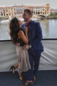 For a unique Valentine's Day treat, take your sweetheart on the Romance Cruise on the La Contessa Yacht around the 320-acre private lake at Lake Las Vegas.