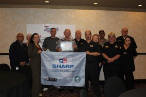 Fremont Hotel & Casino and Jokers Wild Casino are rewarded for their successful entry into the Safety and Health Achievement Recognition Program (SHARP)