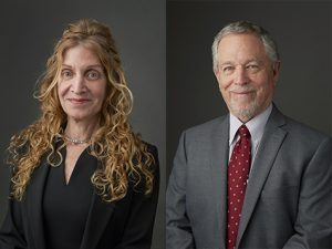 Founding partners of Pisanelli Bice PLLC, are proud to announce renowned attorneys – and longtime mentors – Barry B. Langberg and Deborah Drooz.