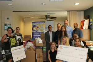 The Leadership Advance Class of 2017 excelled in its class project in bringing support and awareness to the nonprofit Nevada Partnership for Homeless Youth