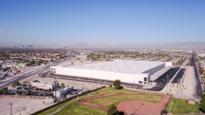 Dermody Properties recently completed LogistiCenter(SM) at Las Vegas Boulevard, a 546,480-square-foot facility in the North Las Vegas submarket.