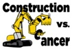 Southern Nevada's leading construction and heavy equipment firms will welcome hundreds of valley families to the first annual Construction vs. Cancer event with the American Cancer Society.
