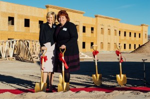 Legacy Traditional Schools, Nevada's newest public, tuition-free charter school, is halfway completed with its second campus in Nevada – Legacy Traditional School – Cadence.