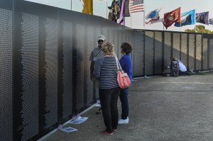 Celebrate America's revered active military, veterans, and those who gave all, along with their families, during the annual American Patriot Fest on Saturday, May 12 from 10 a.m. to 7 p.m., with opportunities to view the Vietnam Memorial Wall Replica.