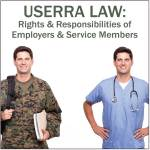 """As part of the Henderson Chamber of Commerce Foundation's Roadmap to Success workshop series, Lt. Cmdr. Mary T. Johnson of Employer Support of the Guard and Reserve will present """"USERRA Law: Rights & Responsibilities of Employers & Service Members."""""""