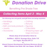 NetEffect, a full-service provider of computer and information technology support and consulting services, Grand Canyon Development Partners and Simmons Group will partner for a special Mother's Day donation drive to benefit the The Shade Tree's annual Mother's Day event.