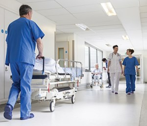 Every healthcare system is looking for more doctors, and staffing is always a challenge for hospitals, which compete within a small, specific labor pool.