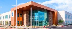 GLVAR's new headquarters building