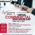 CALV hosts July 31 Commercial Education Day