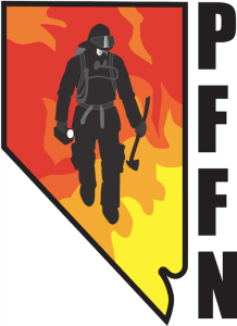Professional Fire Fighters of Nevada Logo