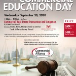CALV hosts its next Commercial Education Day on Sept. 30.