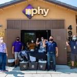 M4L donates Raiders gear for NPHY clients, will donate $500 per Raiders win sm_45-26de4084