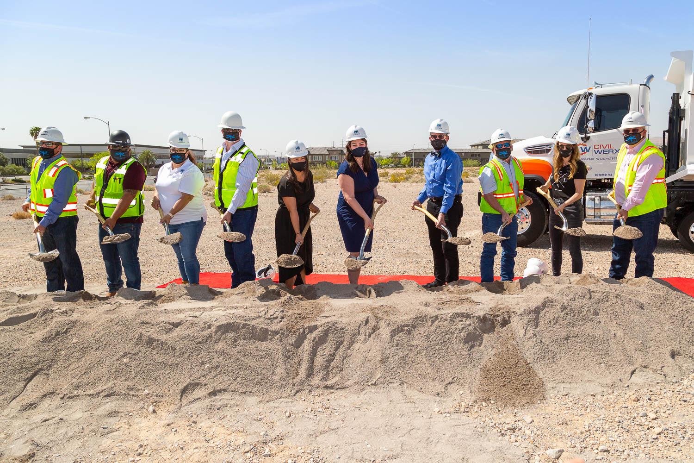 SR Construction - The Fertility Center of Las Vegas