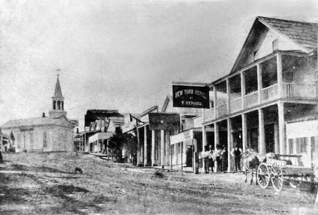 Nevada Citys Windows On History In October Nevada City