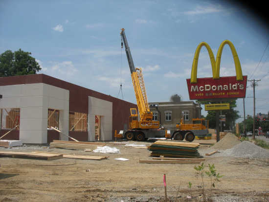 Micky Ds construction