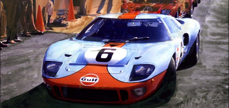Wallace Wyss Interview: Automotive Author and Artist