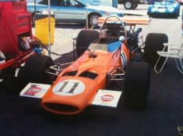 McLaren 5000