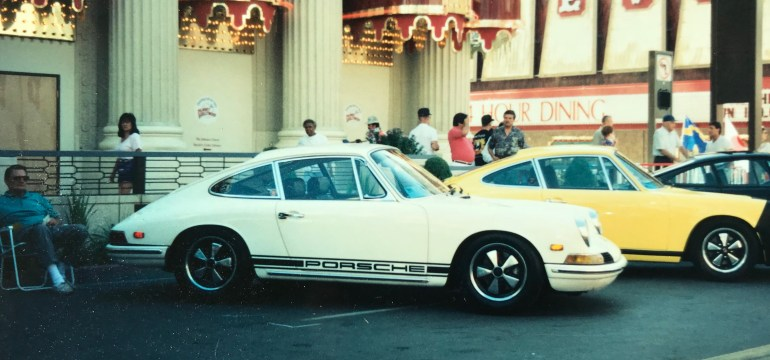 SPORTS CARS and ALL THAT JAZZ: Downtown Reno Event from the 1990's