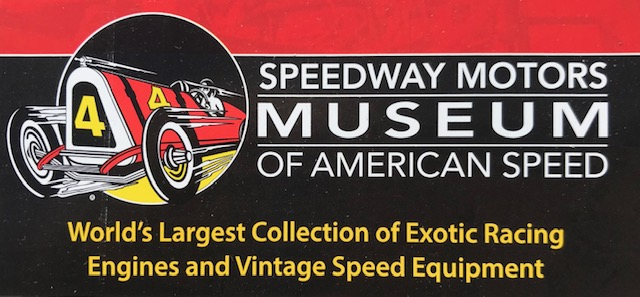 SPEEDWAY MOTORS:Museum of American Speed