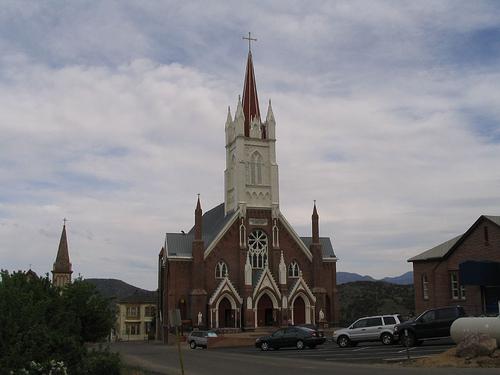 Saint Mary's, Virginia City, Nevada