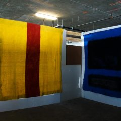 Newman & Rothko @ Washington D.C. Amusement Museum // Mixed Media // Dimensions Variable // 2010