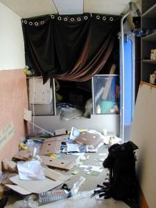 Clutter Culture Studio // Mixed Media // 2005