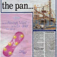 Slow News Day @ Irish Shite on Sunday// Ireland on Sunday 24-7-2005
