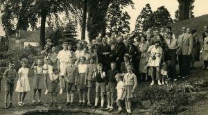 5ème Chapitre Nève à Gavere en 1951