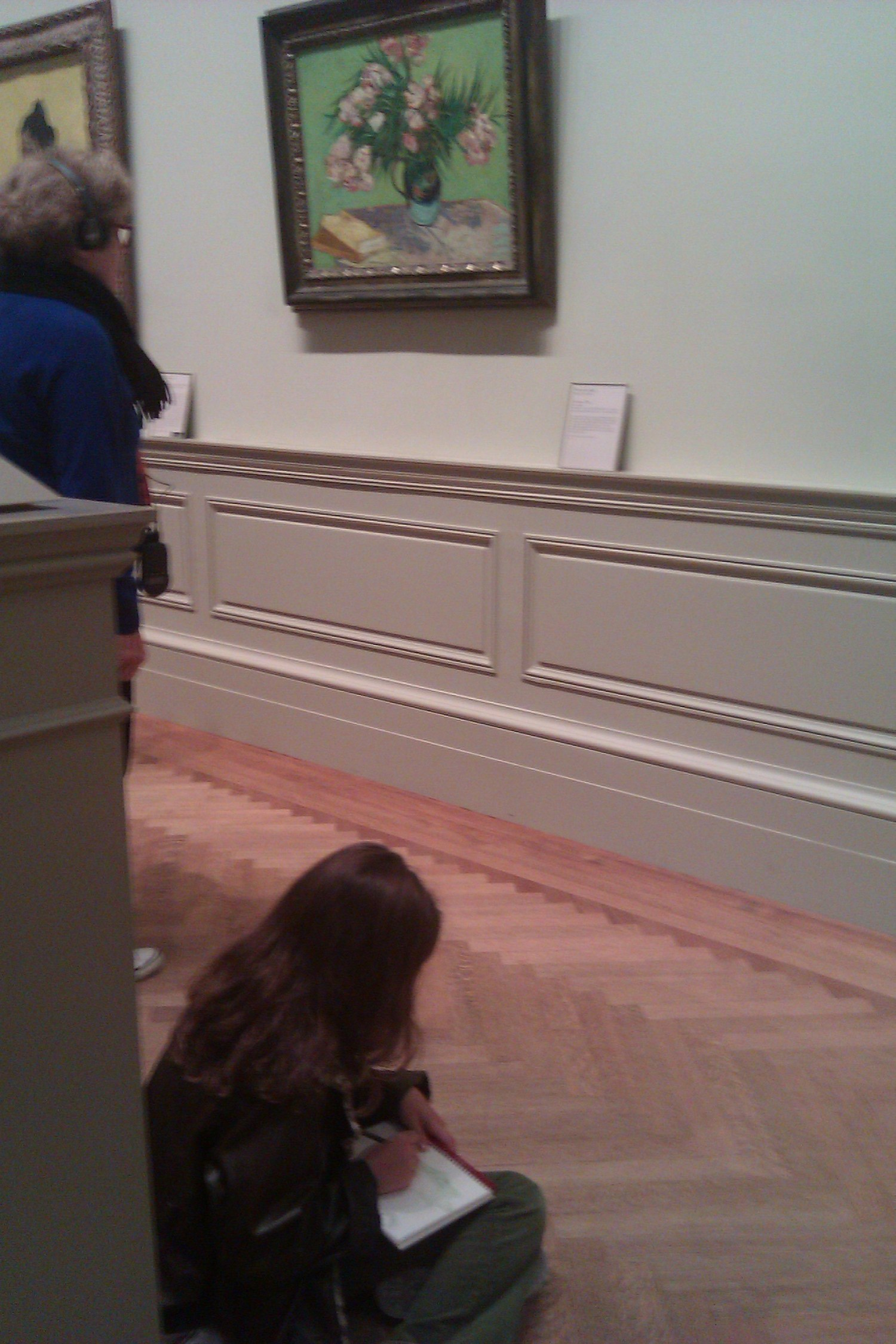 Making Art Museums Fun