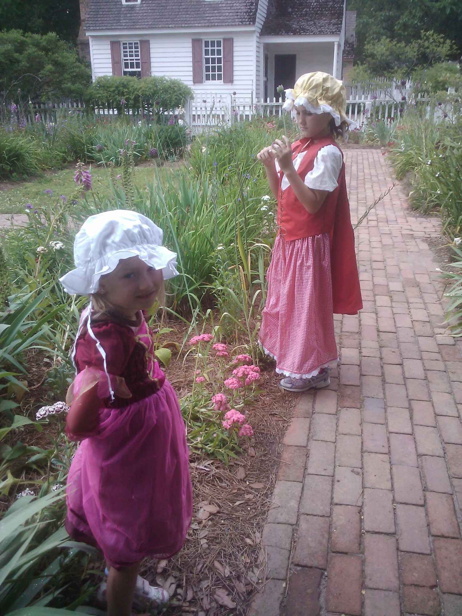 Field trips: Colonial Williamsburg
