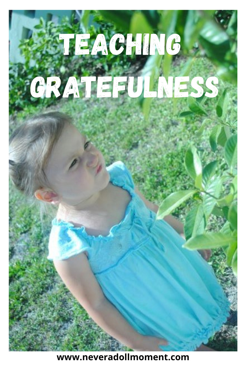 Teaching Gratefulness